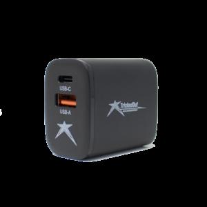Dual USB QC PD Wall Charger
