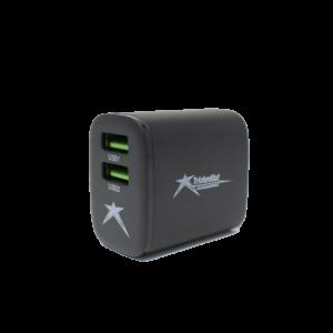 Dual USB 2.4 Wall Charger